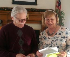 Val & Doug Dutcher Godspeed Service